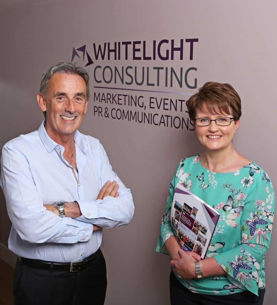 Con and Karen at WhiteLight