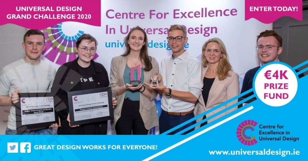 Excellence in Universal Design