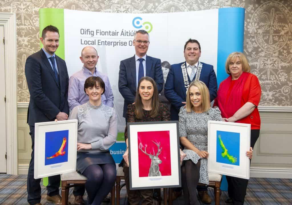 Louth Enterprise Awards - Winners Group