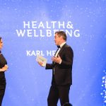 National-Lottery-Good-Causes-Awards-Host-Grainne-Seoige-with-guest-Karl-Henry