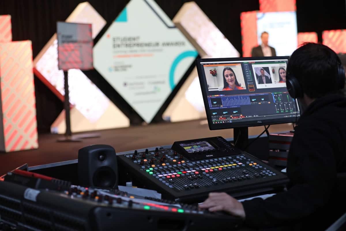 Vision Mixing & Livestream